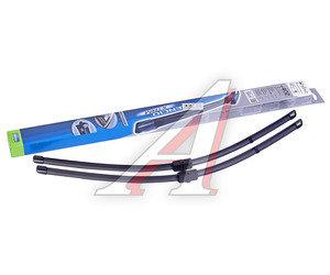 Щетка стеклоочистителя MERCEDES E (W211) 650/650мм комплект Silencio Xtrm VALEO 574311, VM402, A2118200945