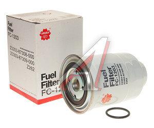 Фильтр топливный HYUNDAI Porter,Starex H-1 ISUZU Elf MITSUBISHI SAKURA FC1203, KC46/WK940/11X/P550390/FF5160, 8980374810/5132400320/MB220900