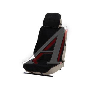 Накидка на сиденье мех натуральный (шерсть овечья) черная 1шт. Jolly Wool PSV 124660, 124660 PSV