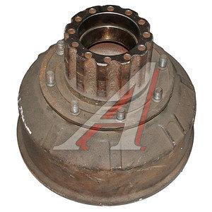 Ступица ЗИЛ-130 задняя правая в сборе с барабаном без подшипников (ремонт) 130-3104010