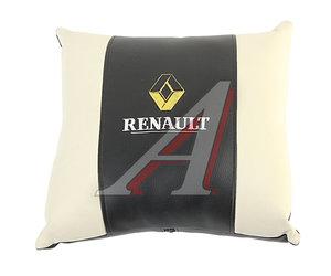 Подушка автомобильная RENAULT эко-кожа М053
