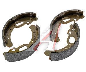 Колодки тормозные ВАЗ-1118,2170 задние (4шт.) (АВS) ALLIED NIPPON ABS1703,