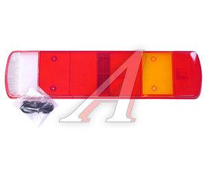 Рассеиватель DAF VOLVO FH12 SCANIA 4 series фонаря заднего левого/правого DIESEL TECHNIC 121439, 0093L/R/224420, 224420