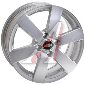 Диск колесный литой CHEVROLET Aveo (-10) R15 GM41 S REPLICA 4х100 ЕТ45 D-56,6