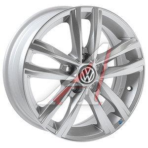Диск колесный литой VW Polo Sedan R15 VW141 S REPLICA 5х100 ЕТ40 D-57,1