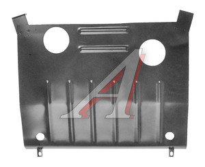 Защита картера ВАЗ-1118 ТРЕК 1118-2802030, GE70-105