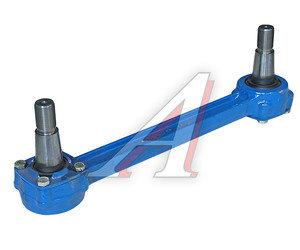 Штанга реактивная КРАЗ верхняя/нижняя цельнокованая с конусным РМШ L=530мм ROSTAR 251-2919012