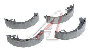 Колодки тормозные ВАЗ-2108 задние (4шт.) AD 2108-3502090