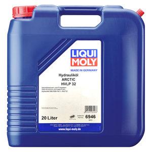Масло гидравлическое HVLP 32 20л LIQUI MOLY LM HVLP 32 6946