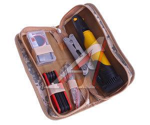Набор инструментов для велосипеда (насос,ключ,набор отверток,р/комплект покрышки) LARSEN CX-ZB007, 245068