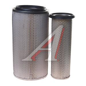 Элемент фильтрующий XCMG ZL-30 (погрузчик) воздушный комплект ЭКОФИЛ EKO-01.285, 13023177