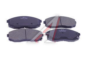 Колодки тормозные KIA Bongo 3 (06-) (2.9-J3) (1.4t) передние (4шт.) SANGSIN SP1176, 58101-4EB00
