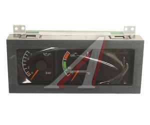 Панель приборов SHAANXI (указатель охлаждающей жидкости, указатель давления масла) DZ9100586016