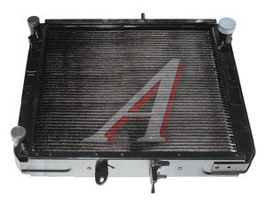 Радиатор МАЗ-5433, 54328 медный 3-х рядный ЛРЗ 53371-1301010, ЛР53371-1301010