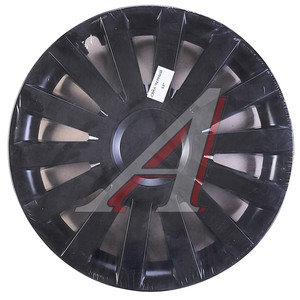 Колпак колеса R-15 декоративный черный комплект 4шт. СЭЙЛ СЭЙЛ чер R-15