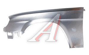 Крыло ГАЗ-31105 переднее левое (без повторителя) (ОАО ГАЗ) 31105-8403013-02, 31105-8403013