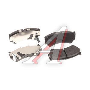 Колодки тормозные SUZUKI Baleno передние (4шт.) TRW GDB3275, 55810-64G00