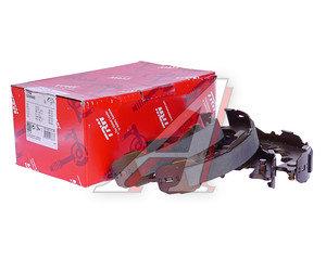 Колодки тормозные TOYOTA Rav 4 (-06) стояночного тормоза (4шт.) TRW GS8446, 46550-44010