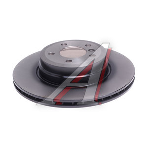 Диск тормозной BMW X5 (E70),X6 (E71,E72) задний (1шт.) TRW DF6070S, 34216771971/34216793246
