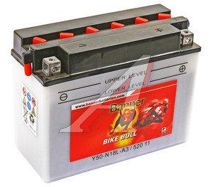 Аккумулятор BANNER Bike Bull 20А/ч 6СТ20 Y50-N18L-A3 520 401 026