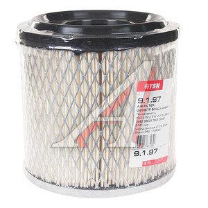 Элемент фильтрующий УАЗ воздушный нетканевой материал TSN 3741-1109080 TSN 9.1.97, 9.1.97, 3741-1109080