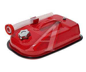 Канистра 5л плоская сталь со сливным устройством AUTOPROFI AUTOPROFI KAN-500 (5L), KAN-500 (5L)