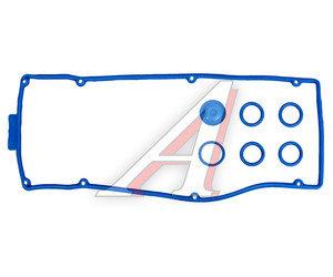 Прокладка ЗМЗ-406 крышки клапанной силикон синий ЕВРО-3 комплект НН 40624-1007245С, 40624.1007245