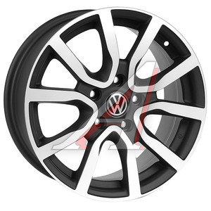 Диск колесный литой VW Passat R16 VW67 MBFP REPLICA 5х112 ЕТ45 D-57,1