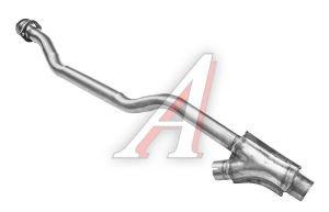 Труба приемная глушителя ГАЗ-53-3307 левая 53-1203211-10, 53А-1203211-20