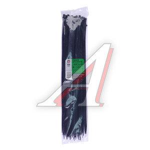 Хомут-стяжка 450х5.0 пластик черный (100шт.) FORTISFLEX 1005450-1, 49791
