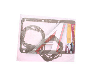 Прокладка КПП ЗИЛ-130 комплект (6шт.) картон ПАК-АВТО 130-170*РК, 1433