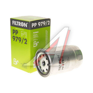 Фильтр топливный HYUNDAI Porter 2,Starex H-1 (дв.D4CB) (ЕВРО-4) KIA Ceed,Sportage (TDI) FILTRON PP979/2, KC226