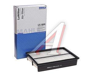 Фильтр воздушный MAZDA 3,5 (03-) (1.8/2.0) MAHLE LX1688, LF50-13-Z409A