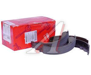 Колодки тормозные MAZDA 323 BA(94-97)(Z5 1.5/BP 1.8), BG(89-94) по VIN задние барабанные (4шт.) TRW GS8582