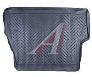 Коврик багажника HYUNDAI Accent (00-) полиуретан NOR NPL-P-31-03,