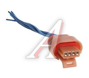 Колодка модуля зажигания ВАЗ (4 контакта) с проводами АЭД КЛИ016