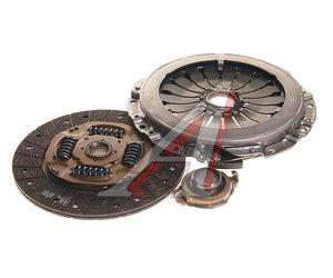 Сцепление HYUNDAI Santa Fe (00-) (2.0) комплект (225мм) VALEO PHC HDK-079, 41100-39100/41300-39070/41421-39000