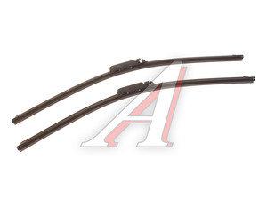 Щетка стеклоочистителя AUDI A6 (04-) 555/555мм комплект Aerotwin BOSCH 3397118934, A934S