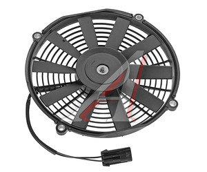 Вентилятор ВАЗ-2170,1118 электрический в сборе одинарный 1118-8112030-03, 21700-8112030-00