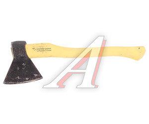 Топор 1.2кг универсальный деревянная ручка ВАЧА С665, 46392