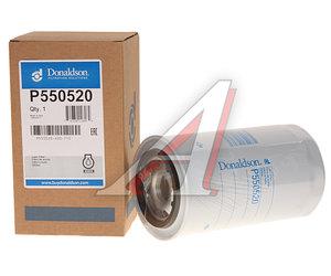 Фильтр масляный DAF IVECO КАМАЗ дв.CUMMINS EQB 140-20/210-20 DONALDSON P550520, OC502/LF16015, 4989314