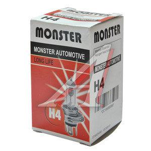 Лампа H4 12Vх60/55W (P45t-41) MONSTER MST-6045