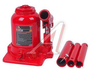 Домкрат бутылочный 2т 150-370мм 2-х плунжерный с клапаном BIG RED TF0202
