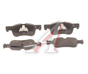 Колодки тормозные BMW 1 (F20) передние (4шт.) OE 34116858910, GDB1935, 34116850567