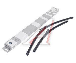 Щетка стеклоочистителя BMW 4 (F32,F33,F36,F83) переднего комплект OE 61612349870, 3397014010