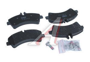 Колодки тормозные MERCEDES Sprinter VW Crafter задние (4шт.) TRW GDB1699, A0054207420