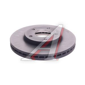 Диск тормозной NISSAN Maxima,Primera,X-Trail передний (1шт.) TRW DF4316, 402063Y502