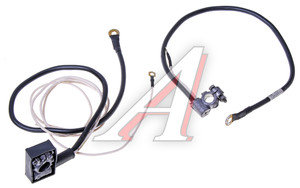 Провод АКБ ВАЗ-2110 комплект латунь (Завод) АЭД 2110-3724070