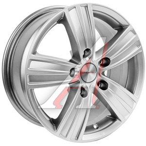 Диск колесный литой SSANGYONG Kyron,Rexton 2 R16 да Винчи БП K&K 5х130 ЕТ43 D-84,1