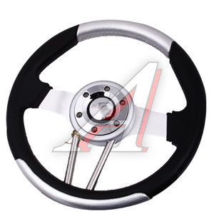 Колесо рулевое SILVER 320мм кожа TECHNIK D1-581S(320)